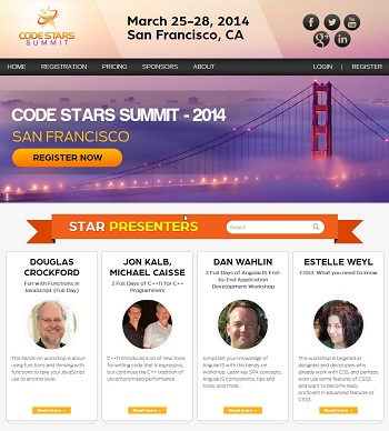 code stars summit