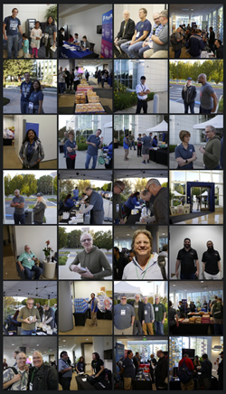 Our 13th Annual Silicon Valley Code Camp Wrapped!  Pictures Here